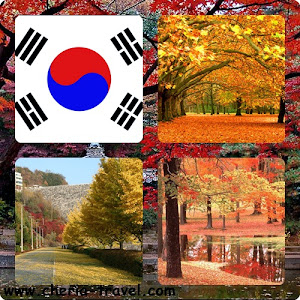 Paket Autumn Korea
