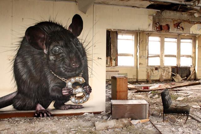 SmugOne - рисунки на стенах 21