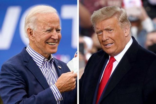 """Bầu cử Mỹ 2020: """"Canh bạc"""" của ông Biden trước giờ G"""