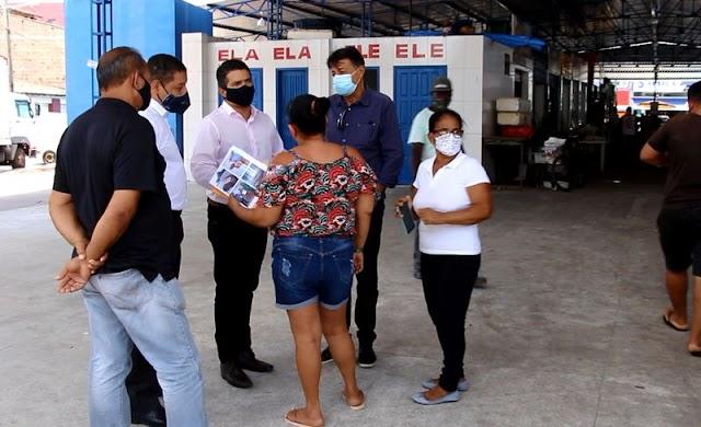 Perseguição política: Cordélia manda despejar açougueiros da Feira do Pequi