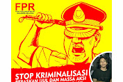 "Kecam Tindakan Kekerasan Polisi di Makassar, FPR Sulsel Serukan ""Kepung"" Medsos"