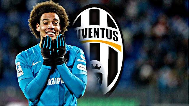 Calciomercato: Juventus Witsel e Cuadrado