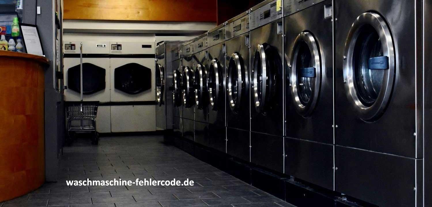 P1-Fehler In Der LG-Waschmaschine
