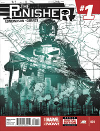 The Punisher (2014) Comic