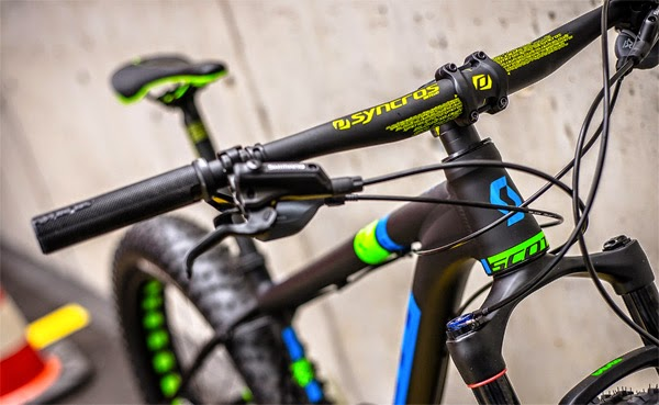 2015 Scott Bikes Big Ed Preview
