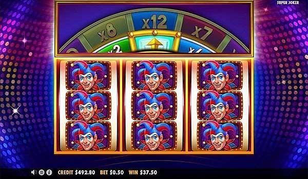 Main Gratis Slot Indonesia - Super Joker (Pragmatic Play)