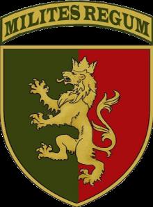 нарукавна емблема (патч) 24 окремої механізованої бригади імені короля Данила
