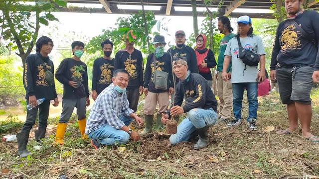 Peringati Hari Lingkungan Hidup FSPMI dan KSKC Gelar Ragam Kegiatan di Rumah Buruh