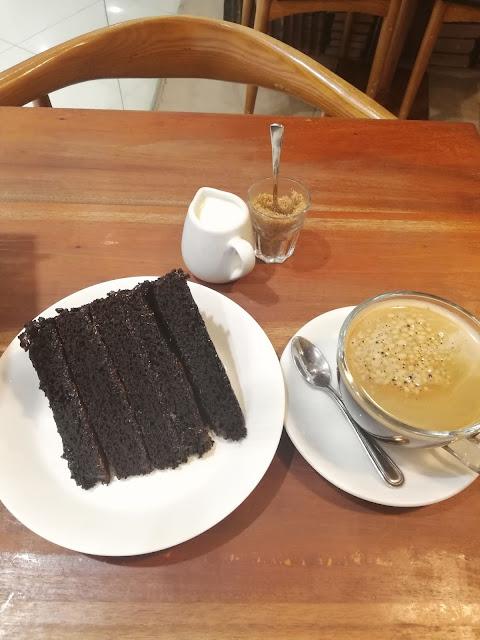 five-layer chocolate cake bethgstories
