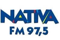 Rádio Nativa FM 97.5 de São José dos Campos SP