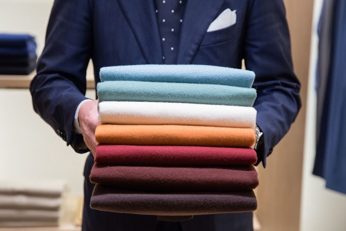 What your Cashmere Clothes describe personality?