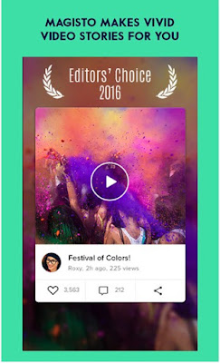 Magisto Video Editor & Maker APK  for Android