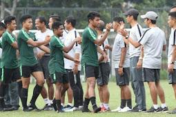 Pilihan Coach Indra Sjafri di Timnas U-22