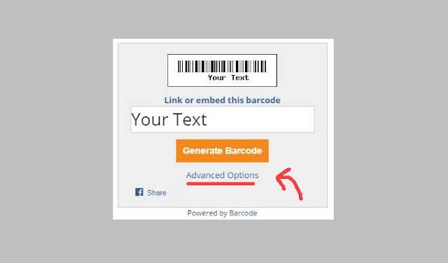 Cara Mudah Membuat Barcode Sendiri di Android dan Laptop