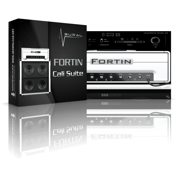 Neural DSP Fortin Cali Suite v1.0.0 Full version