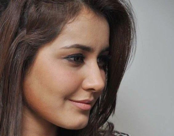 Rashi Khanna Hot Looking At Movie Platinum Disc