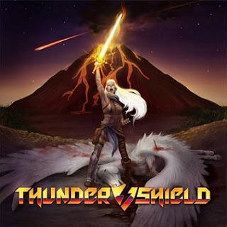 Ακούστε τον ομώνυμο δίσκο των Thundershield