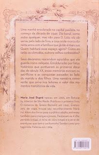 Éramos seis. Maria José Dupré. Editora Ática (São Paulo-SP). 2012-atualmente (43ª edição). ISBN: 978-85-08-15827-0 (aluno), 978-85-08-15828-7 (professor) e 978-85-08-16228-4 (e-book). Contracapa.