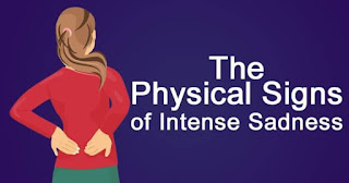 These Are The Physical Signs Of Intense Sadness