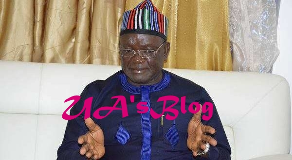 Buhari's visit: How president disappointed us – Ortom