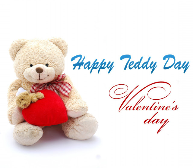 teddy day animation