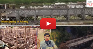 WATCH: Infrastructures in Sulu, Basilan, Tawi-tawi under Duterte administration not reported by media