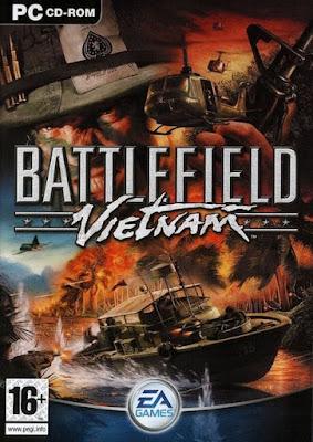 Capa do Battlefield: Vietnam