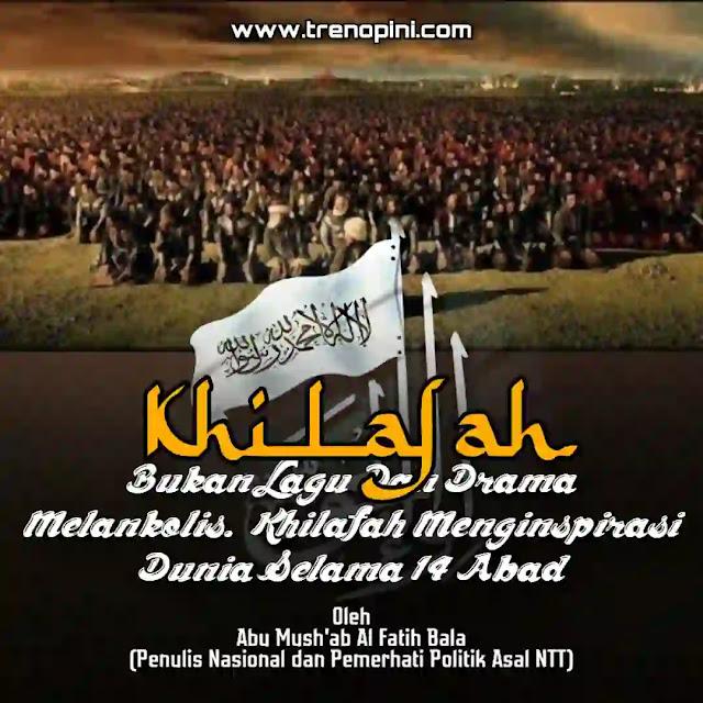 Setelah Rasulullah SAW wafat, Abu Bakar As Shiddiq didaulat menjadi Khalifah. Kisah Khilafah pun dimulai. Penaklukan demi penaklukan silih berganti hingga 2/3 dunia dalam genggaman Islam selama 14 abad.