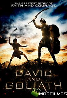 Capa do Filme Davi e Golias