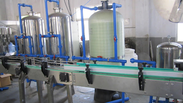 water treatment plant and machinery in Bangladesh