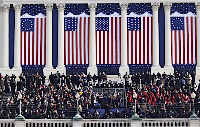 Oops! Betsy Ross flag flew at Obama inauguration