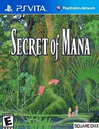 Secret of Mana + Update v1 02 (EUR) [NoNpDRM][PCSB01163] PS Vita