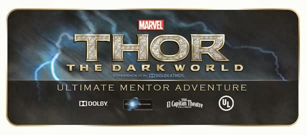 Marvel's THOR: THE DARK WORLD  ULTIMATE MENTOR ADVENTURE