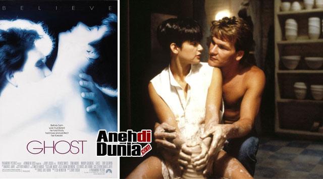 Ghost Film Sedih Romantis Tahun 1990
