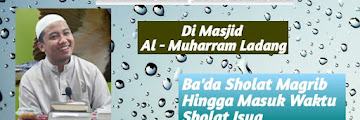 Hadirilah Kajian Majelis Ilmu Fiqih Kitab Manhaj ath-Thullaab di Masjid Al Muharram Ladang Tarakan 20191110