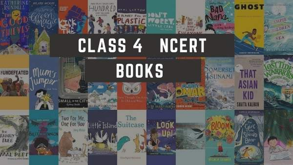 Class 4 NCERT Books For All Subjects