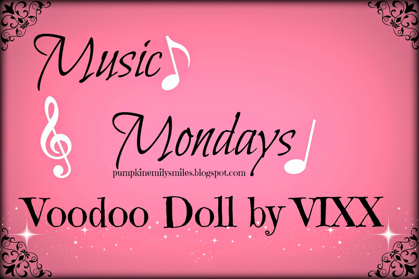 Image says: Music Mondays Voodoo Doll by VIXX