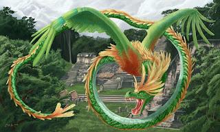 mito de quetzalcoatl