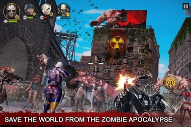 DEAD WARFARE Zombie MOD APK v2.9.0.52 [Unlimited Health/Bullets/Ammo]