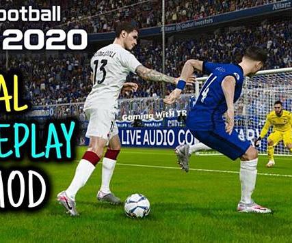 PES 2020 Mod Gameplay Patch FINAL