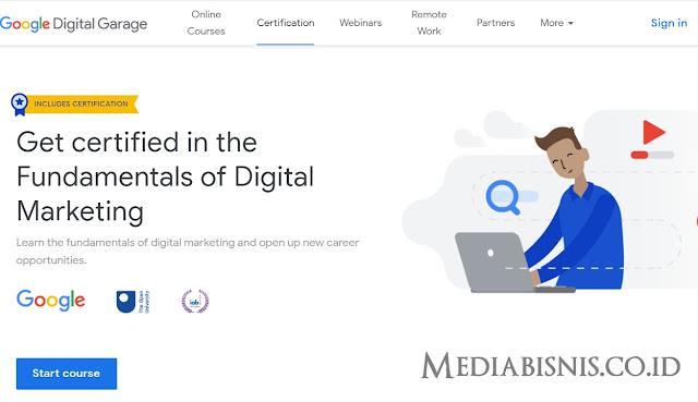 Jawaban Google Digital Garage Quiz