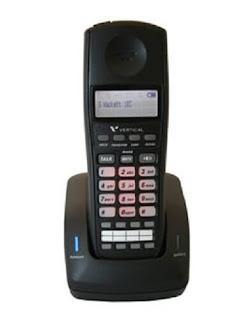 Vertical Wireless DECT Phones