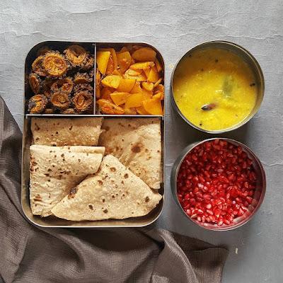 bitter-gourd-fry-lunchbox