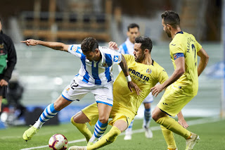 Villarreal v Real Sociedad Team news, Betting Tips and Odds