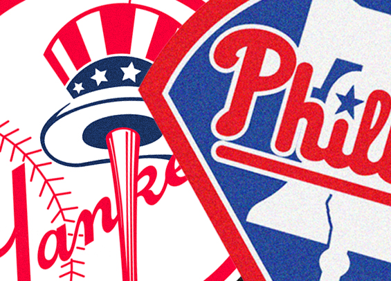 Phillies face the Yankees after a long layoff