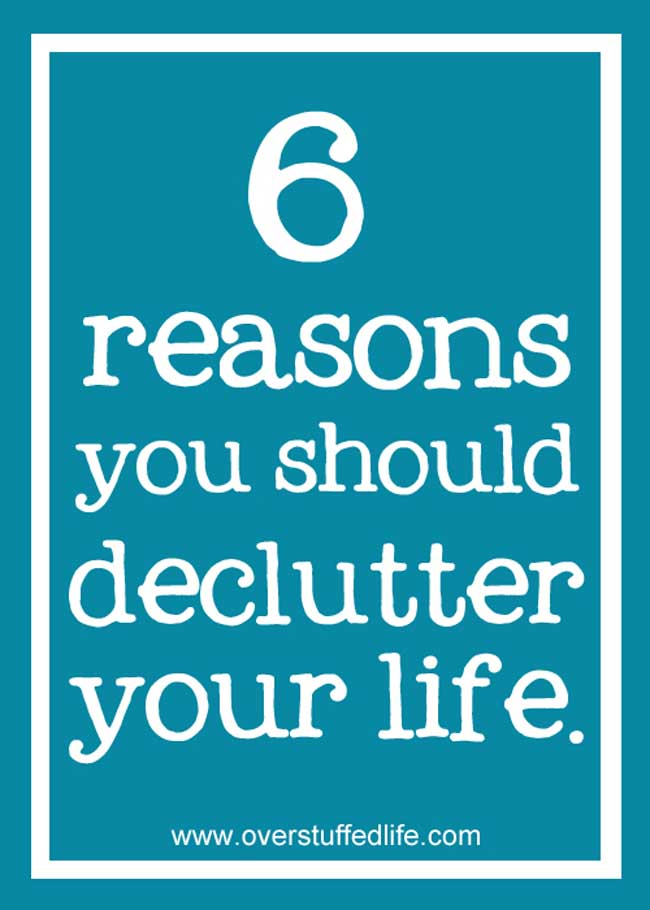 There are many benefits to getting rid of the clutter in your home. Find out how your life will improve once you declutter.