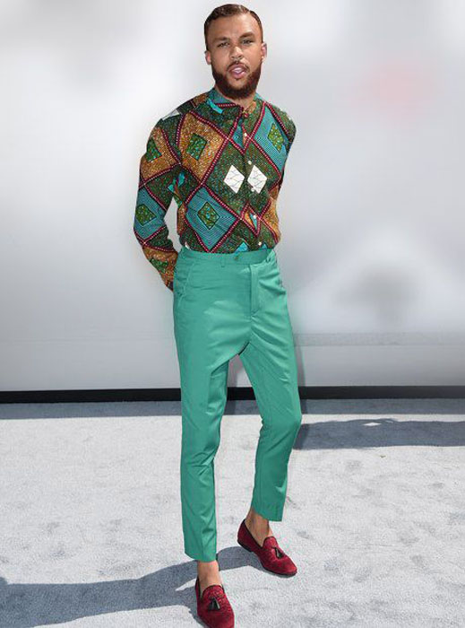 Ben noto 100 Pictures of Latest Ankara Styles For Men In 2017 | A Nigerian  NF39