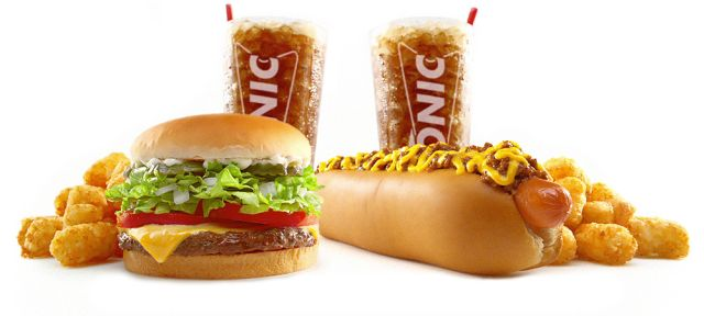 Image result for sonic meals