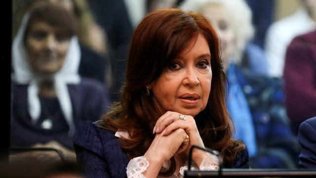 """Cristina Kirchner recusa a un perito por """"enemistad manifiesta"""" en el juicio por presunta corrupción en la obra pública"""