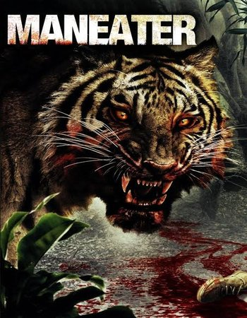Maneater (2007) Dual Audio 720p DVDRip [Hindi + English] 800MB Free Download